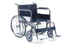 Wheel Chair Folding RH-809 by Rizen Healthcare