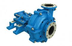 XHD Extra Heavy Duty Lined Slurry Pump by ITT Corporation