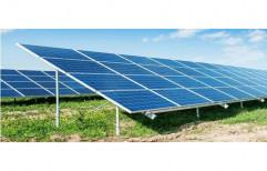 100 Watt Monocrystalline Solar Panel by Bharat Agro