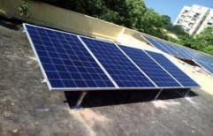 1KW Solar Power Plant by Eco World Solar
