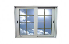 Aluminium Sliding Window by Jabbar Glass And Aluminium House
