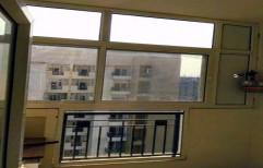 Aluminium Sliding Window by Sadguru Glass