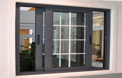 Aluminium Sliding Window by Shree Shanmuga Aluminium Fabricators