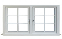 Aluminum Windows  3 Track by Six Teck