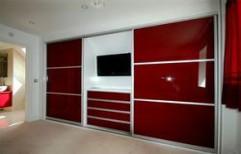 Bedroom Cupboard by S. Mohan Agency