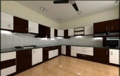 Best Price Modular Kitchen by Q Rich Interior