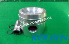 Carrier 5H Piston And Connecting Rod Assembly by Kolben Compressor Spares (India) Private Limited