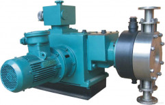 Chemical Dosing Pump by VNS Enviro Biotechq Private Limited
