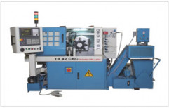 CNC Automatic Lathes  TB - 42 Machine by PMT Machines Limited