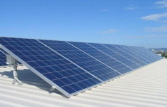 Commercial Solar Power Plant by Kuber Solar Power Technologies(Division Of Radha Indl.corrosion Controllers)
