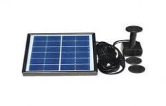 DC Solar Pump by Light World (OPC) Pvt Ltd
