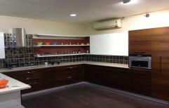 Designer Modular Kitchen Cabinet by Shreya Kitchen