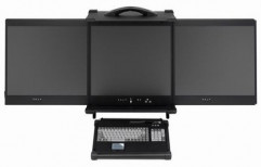Dual Screen Industrial Laptop by Adaptek Automation Technology
