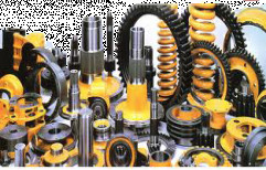 Earthmoving Machinery Parts by Auto & Machinery Spares Co.