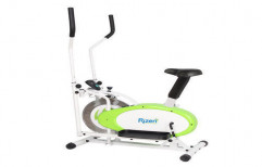 Exercise Cycle /Elliptical Bike Steel Wheel Bike Rizen by Rizen Healthcare