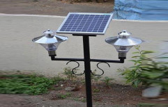 Garden Solar Light by Power Soft Systems & Services