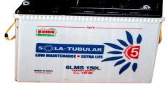 Home Exide Solar Battery by Jassi Enterprises