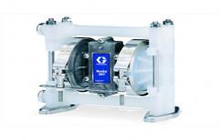Husky 307 Double Diaphragm Pump by Graco India Pvt. Ltd.