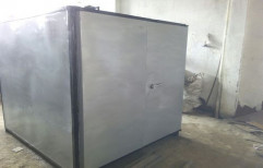 Industrial Oven by Shamboo Scientific Glass Works