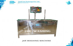 Jar Washing Machine by Rushi Ion Exchange Private Limited