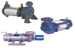 Kirloskar Open Well Pumps by Mittal Trading Company, Gurgaon
