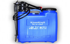 Manual Knapsack Sprayer by Kisankraft  Limited