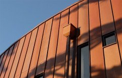 Metal Cladding by Green Interio Fusion Private Limited