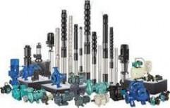 Monoblock Pumps by RP Engineers