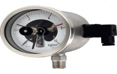 Pressure Gauge Float Switch by Hindustan Hydraulics & Pneumatics