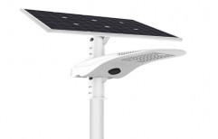 Solar LED Street Light Pole by Mac Solar Systems