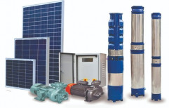 Solar Pump Kit by Raj Pumping Systems