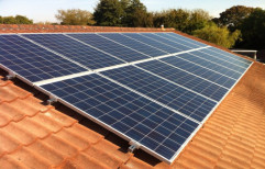 Solar Roof Top System by Tinsel Technologies