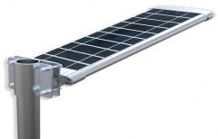 Solar Street Lamps by Nucifera Renewable Energy Systems
