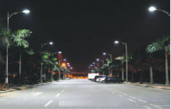 Solar Street Light by Vanathi Oil Company