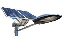Solar Street Lighting System by R V Solar Solutions