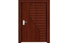 Solid PVC Door by Hi Tech Upvc Manufacturing