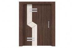 Solid PVC Door by SLV interior decorators