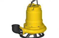 Submersible Slurry Pump by USR Engineer
