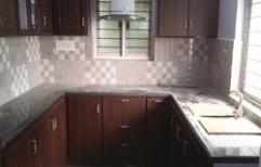 U Shape Modular Kitchen by The Designism