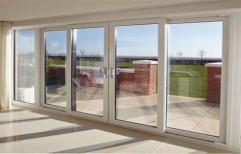 UPVC French Window by KK Enterprises