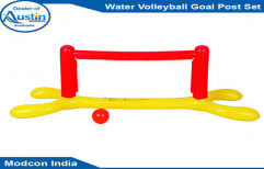Water Volleyball Goal Post Set by Modcon Industries Private Limited