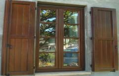 Window Frames And Window Shutters by Konark Trading Company