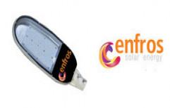 0W -DC Street Light by Enfros Solar Energy