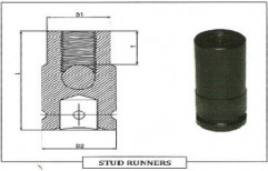 3/8 SQ Drive Stud Runners & Tighteners by Chintan Sales