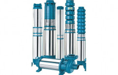 2 HP Borewell Submersible Pumps by Radiant Electric Corporation