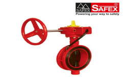 Butterfly Valve with ISI / FM Mark by Aristos Infratech