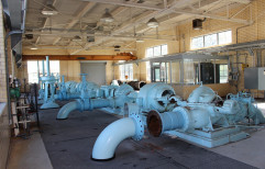 City Pumping Station by Control Electric Co. Private Limited