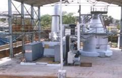 Combined (Solid Cum Liquid) Incinerators by Chintan Sales