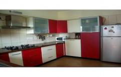 Decorative Modular Kitchen by Touchwood Interior
