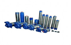 Three Phase Multi Stage Domestic Submersible Pump by Sourabh Traders